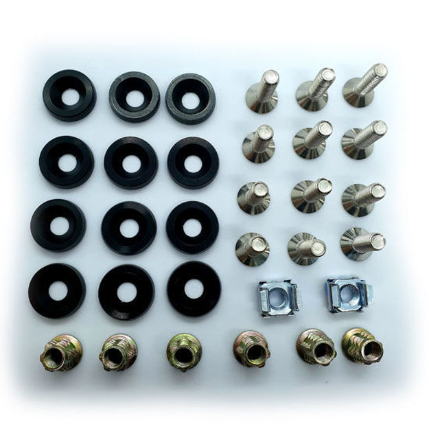 Picture of Alloy Engine Bay Washer Kit