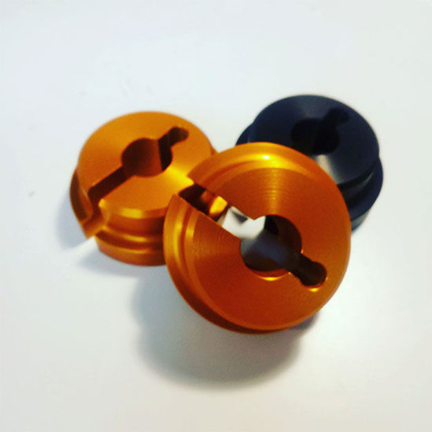 Picture of Solid Rear Subframe Bushes