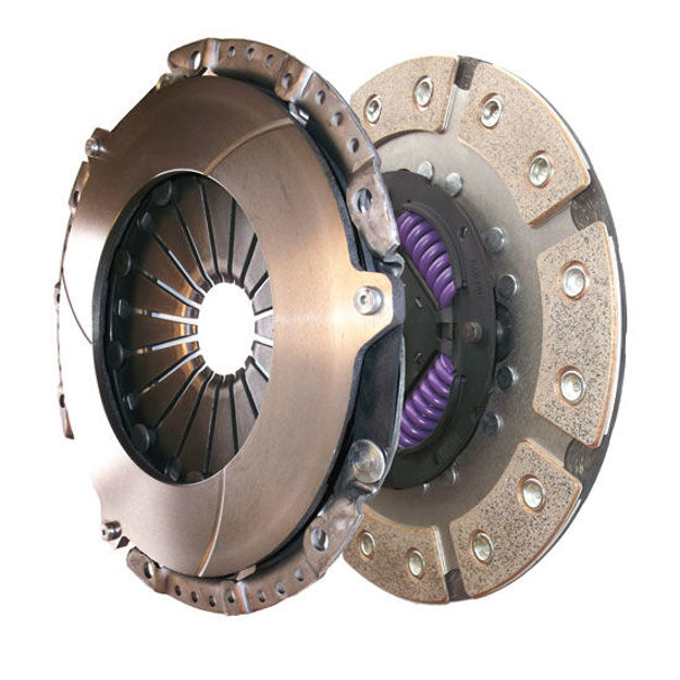 Picture of CG Motorsport Stage Dual Friction Clutch Kit