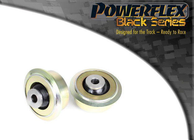 Picture of Front Wishbone Rear Bush, Caster Adjustable Black