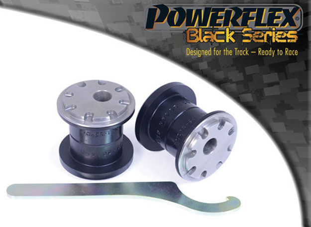 Picture of Front Wishbone Front Bush Camber Adjustable Black