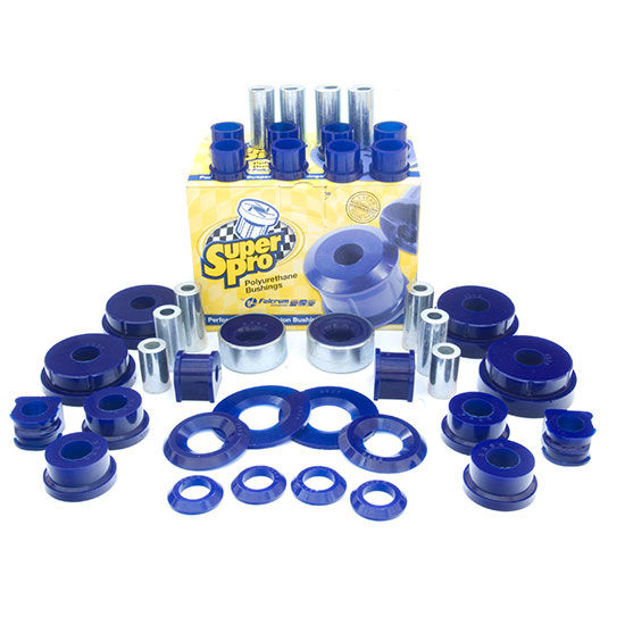 Picture of Front Control Arm, Sway Bar Mounts & Links, Rear Trailing & Control Arm Bush Kit  KIT5165K