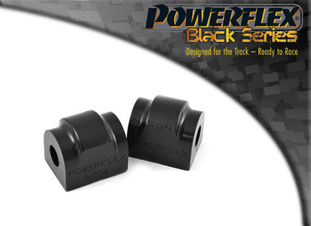 Picture of Rear Roll Bar Mounting Bush Black