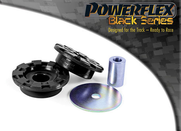 Picture of Rear Diff Front Mounting Bush Black